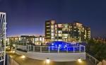 Pavilions Palm Beach building