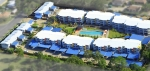 Whalecove Resort Aerial View