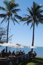 Enjoy Our Beachside Cafes