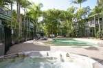 Coral Beach Noosa Resort - facilities include three heated Spas
