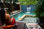 Own private pool and spa
