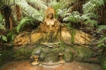 Nearby Wlliam Ricketts Sanctuary Earthly Mother Sculpture