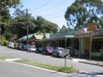Olinda Village's Boutique Shops & Quality Restaurants opposite the Loft In the Mill