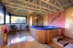 Sauna and Hot Tub Spa Retreat