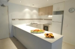 Newport Mooloolaba Apartments Kitchen