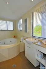 LARGE BATHROOMS. ENSUITE WITH DOUBLE SPA BATH
