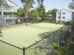 tennis court full size