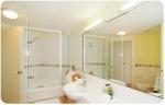 toscana village bathroom