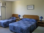 hamilton motor inn twin room