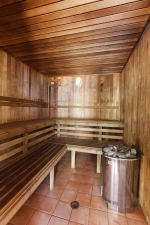 Surf Parade Resort Sauna