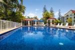 Surf Parade Resort Heated Pool