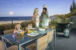 Beach Front balcony
