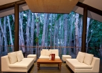 Stunning Lounge setting in the forest at Kewarra Beach Resort