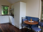 Tamborine Gardens Cottage Kitchenette