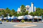 Cafe, Restaurannts & Shops of Nobby's Beach Village