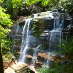 Nearby Leura Cascades