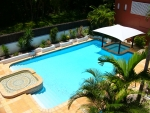 Heated Pool, Child's Pool, & Spa Pool