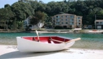The use of our row boat is included in our tariff - explore the river or have a picnic on one of the nearby sand islands