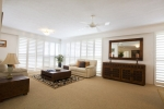 Capricornia Broadbeach living room