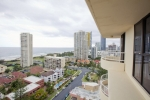 Capricornia Broadbeach views