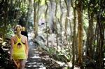 Take a walk through Burleigh Heads National Park