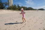 Uncrowded Unspoiled Burleigh Heads Beach