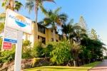 Aussie Resort is just 30 meters from Burleigh Beach
