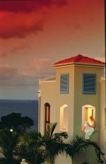 hilltop villas