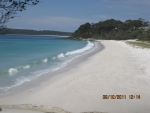 Jervis Bay Beach