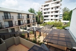 Spring Hill Central Apartments - courtyard level 4