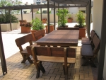 BBQ Table - Level 4 Courtyard