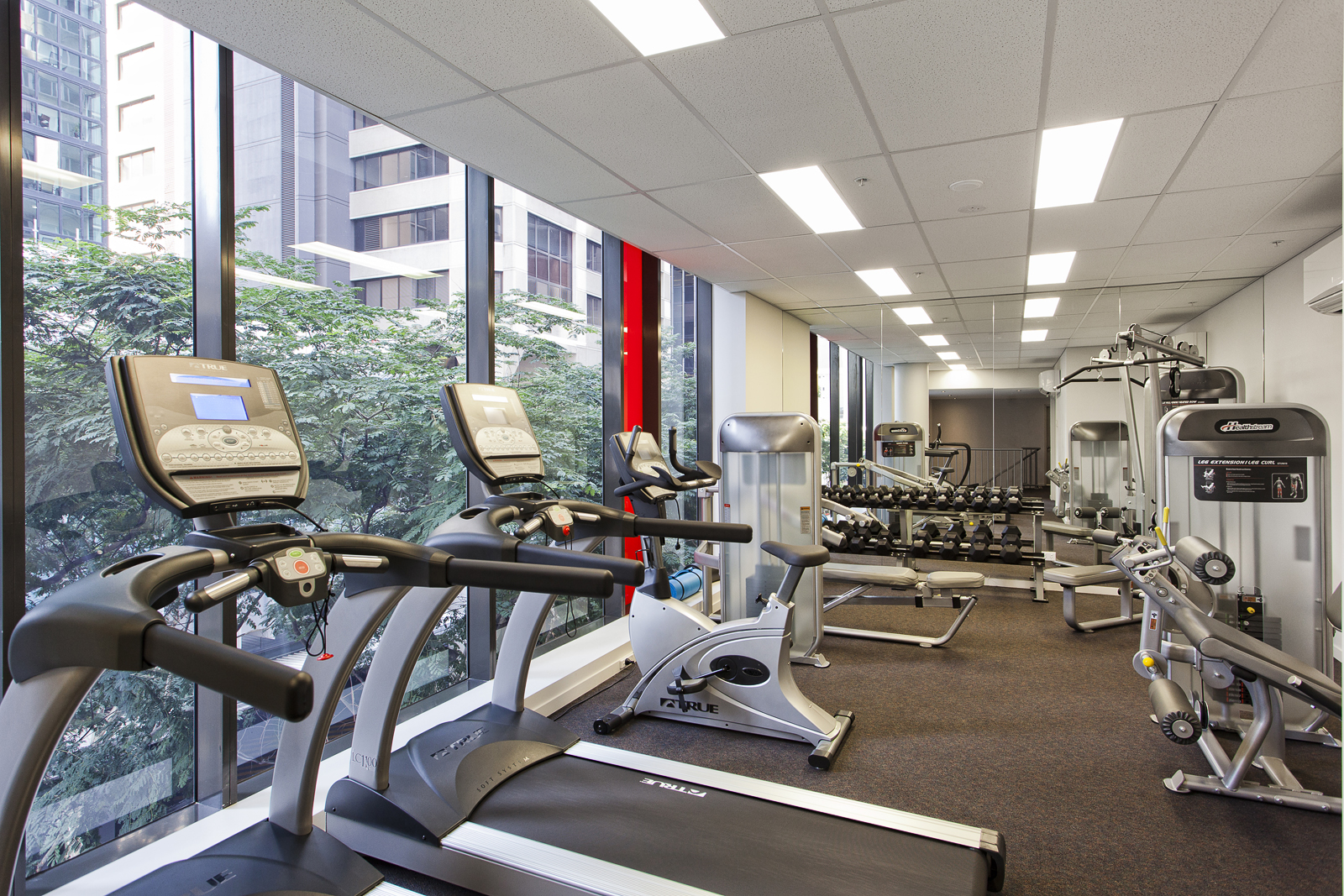 Midtown Apartments - Gym