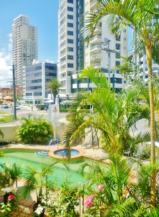 Nestled in the Heart of Broadbeach