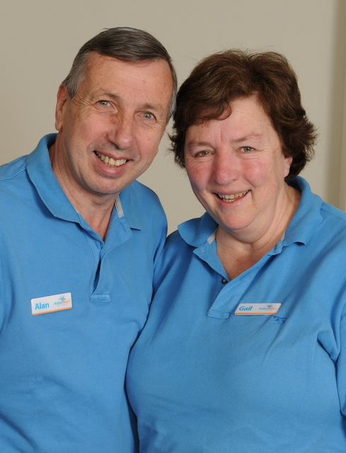 Gail & Alan (Managers)