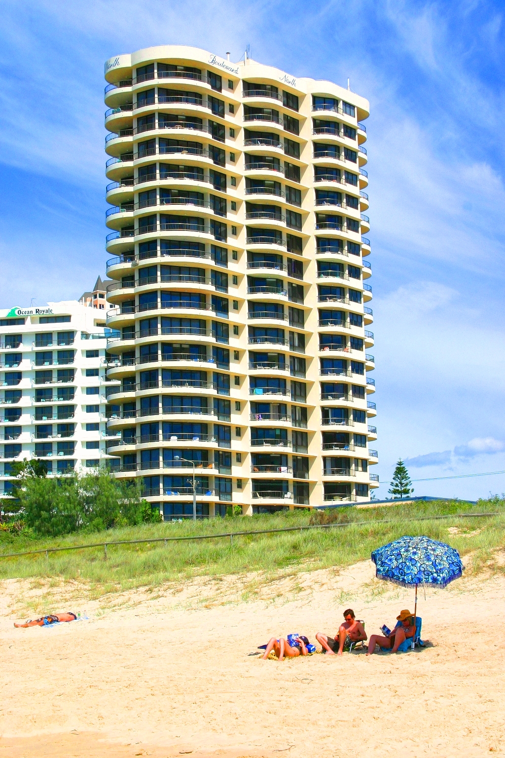 Beachfront Broadbeach