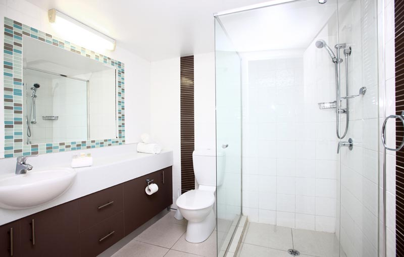 Gemini Resort One Bedroom ensuite