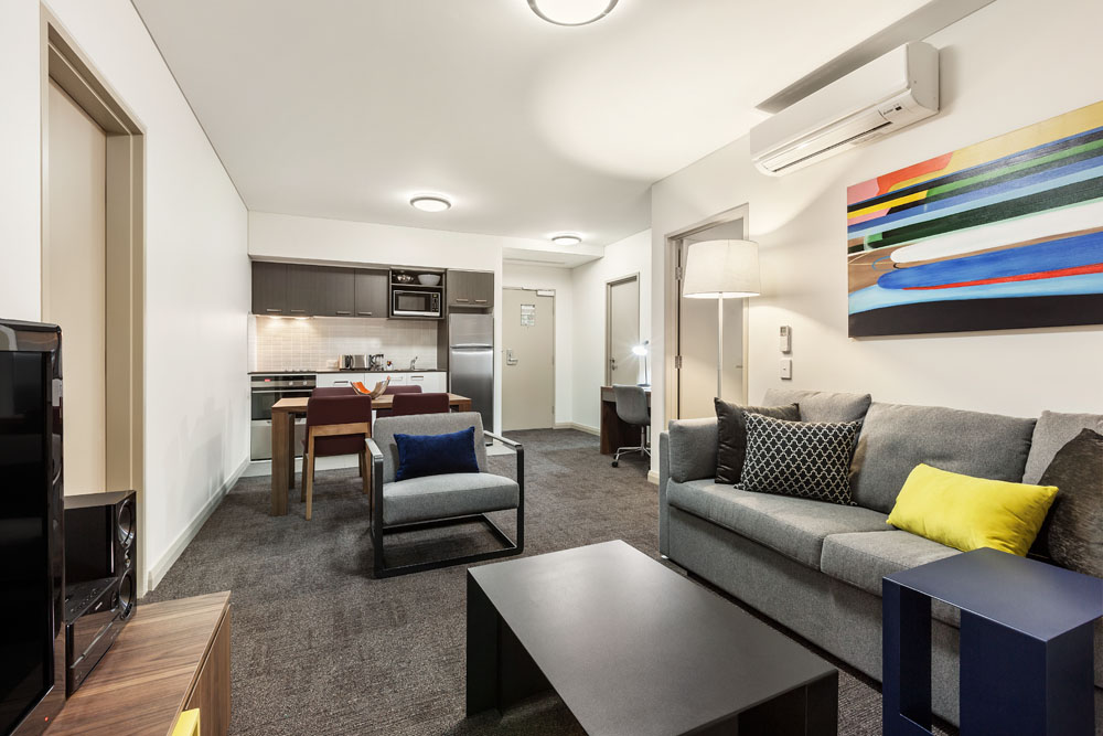 Quest Hotel Two Bedroom Apartment