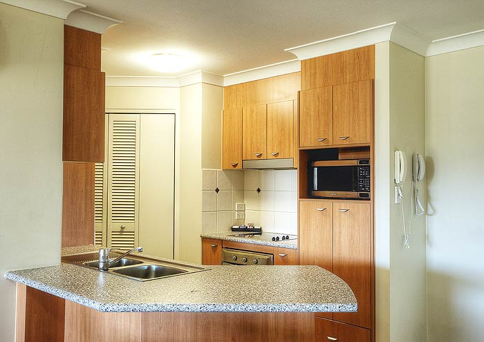 Sandcastles on the Broadwater Apartments 1 Bedroom