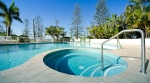 BookToday - Crystal Bay Apartments Broadwater - Pool Side