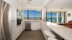 Baecelona Tower Apartments Kitchen