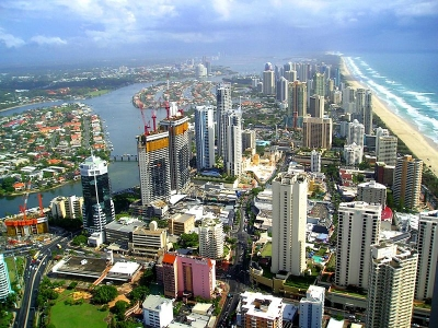 gold coast beach australia. Gold Coast