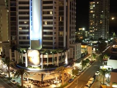 Accommodation Broadbeach