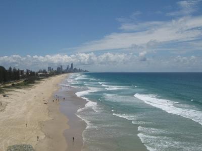 Nobby Beach