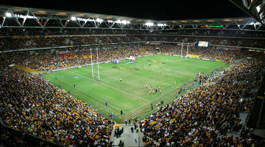 Accommodation close to Suncorp Stadium