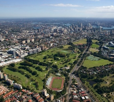 Accommodation near Centennial Park Sydney