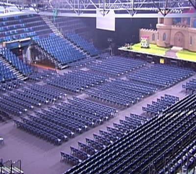 Accommodation near AIS arena