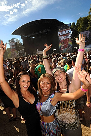 Future Music Festival Adelaide Accommodation