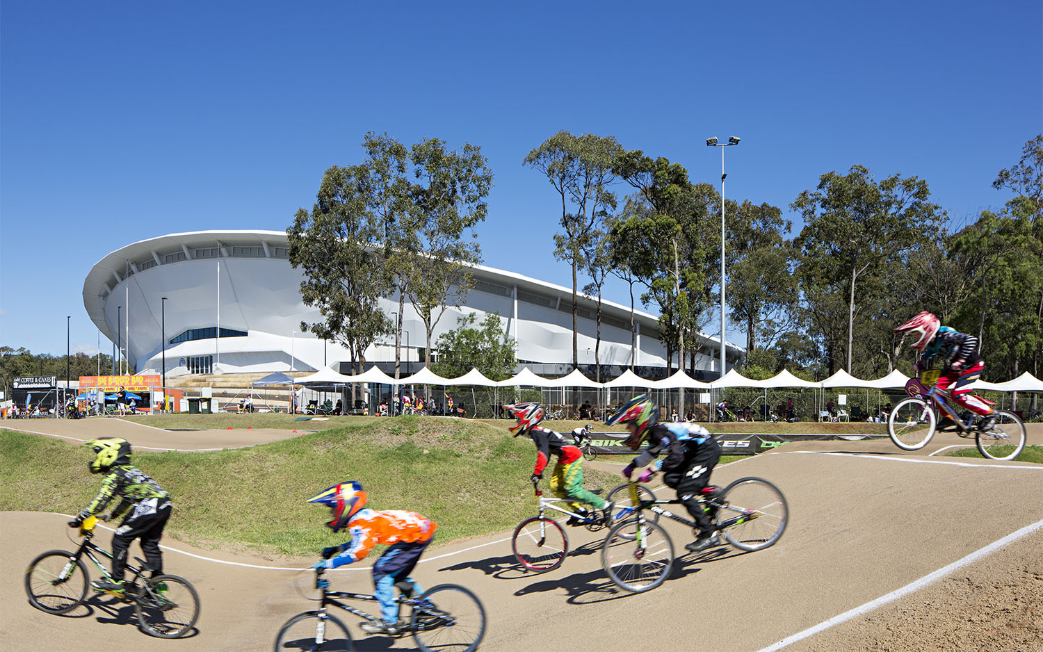 Accommodation Close To Anna Meares Velodrome Brisbane
