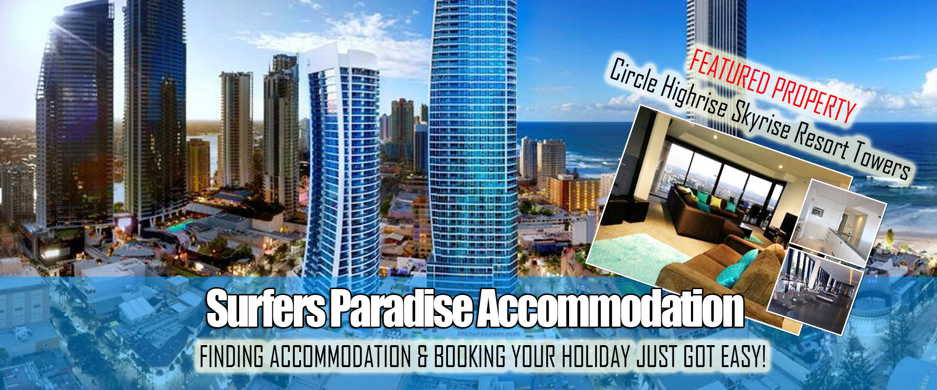 BookToday Gold Coast Australia Accommodation