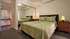 Aqualine Apartments Queen Bedroom